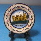 MALLORCA Small Hand Painted Souvenir Dish