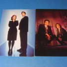 The X-Files 4 x 6 Photo Postcards 1995 Mulder/Scully