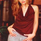 Buffy the Vampire Slayer Photo Postcard 4 x 6