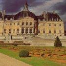 Chateau de Vaux Le Vicomte/Le Palais Des Congres Paris France Postcards