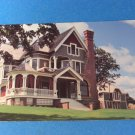 The Jeremiah Nunan House Historic Jacksonville Oregon Postcard