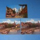 Nijmegen Waalkade Stevenskerk Netherlands Postcards
