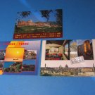 Assisi Cinque Terre and Hotel Brunelleschi Italy Postcards
