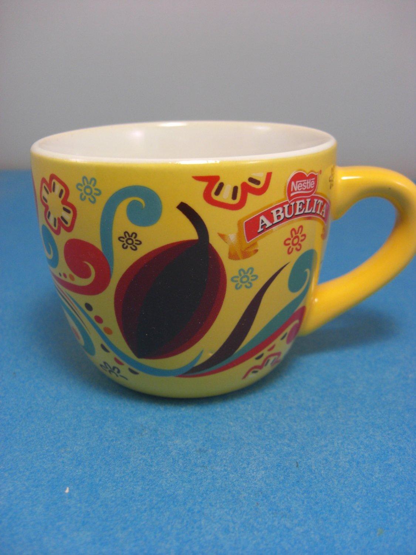 chocolate abuelita origen cacao mug