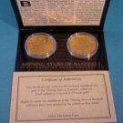 Ken Griffey Jr Shining Stars of Baseball 2 Proof Medals
