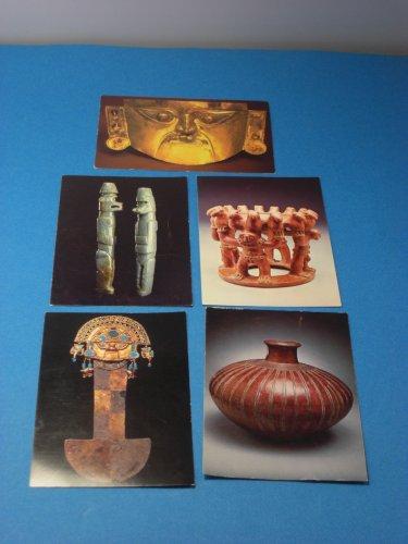 Peru's Golden Treasures Postcards San Diego Museum Of Art