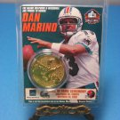 Dan Marino Hall of Fame Ceremony Coin Miami Dolphins