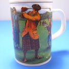 DUNOON Fine Bone China GOLF Coffee Mug