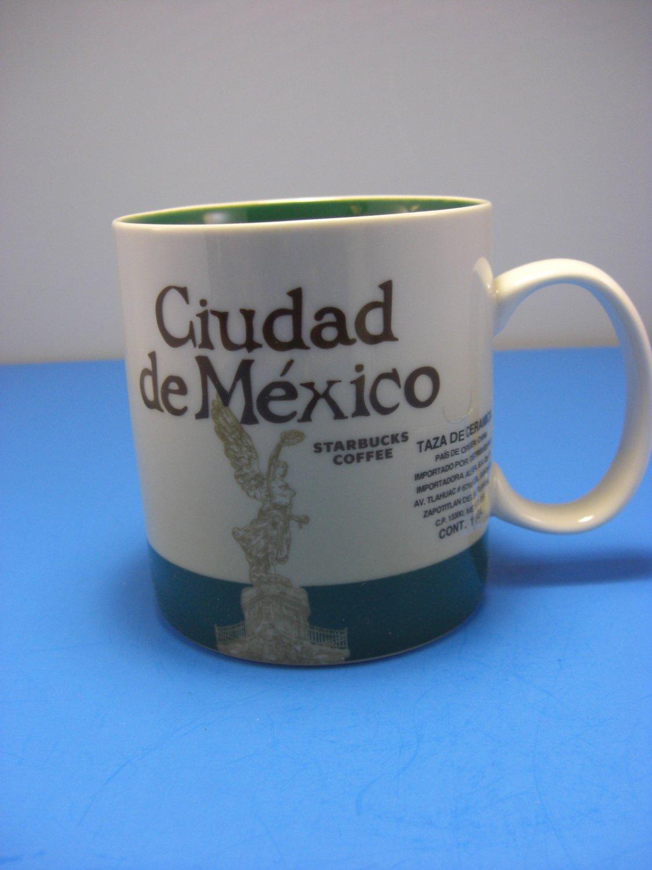 Mexico Starbucks City Mug Collector Series 2015