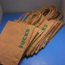 Starbucks Paper Bags Lot of 30