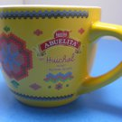 Chocolate Abuelita Arte Huichol From Nayarit & Jalisco Mug