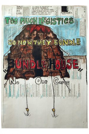 Bundle House (24X36) #12