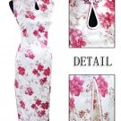 Sleeveless Cheongsam    WSL-35
