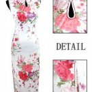 Sleeveless Cheongsam    WSLL-58