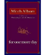 For One More Day (Hardcover)