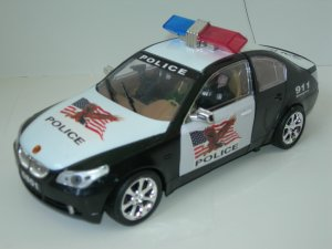 Police Car Rc w/ Sounds and lights