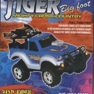 Big Foot Cross-Country Off Road R/C Truck Jeep