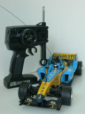 Formula Remote Control R/C Race Car