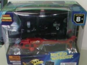 Micro Wonder Helicopter