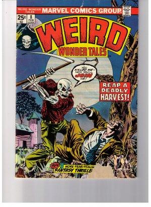 Marvel Comics WEIRD WONDER TALES No. 8 1974