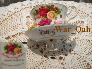 Royal Albert Old Country Roses Tea Cup Night Light