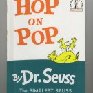 Dr. Seus Hop on Pop Begginner book 1963