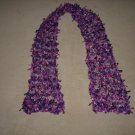 Lavender Ribbon Bow Scarf