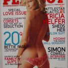 February 2007 Playboy Magazine featuring Trica Helfer!!