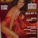 November 2004 Playboy Magazine Brooke Burke Nude!!