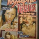 Nympho Teens 4 Hour DVD - AS LOW AS $2.33 EACH!!!