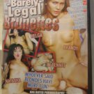 Barely Legal Brunettes 4 Hour DVD - AS LOW AS $2.33 EACH!!!