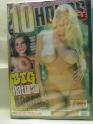 Big Natural Boobs 10 Hour DVD - PRICE REDUCED!!