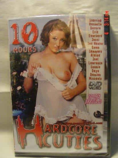 Hardcore Cuties 10 Hour DVD - AS LOW AS $2.33 EACH!!!