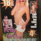 Itty Bitty Titties 4 Hour DVD - AS LOW AS $2.33 EACH!!!