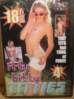 Itty Bitty Titties 4 Hour DVD - AS LOW AS $2.33 EACH!!!