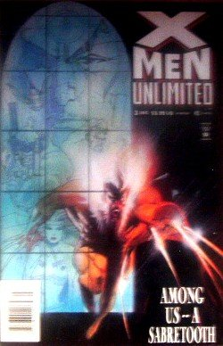 X-Men Unlimited #3