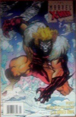 Marvel X-Men Unlimited #1