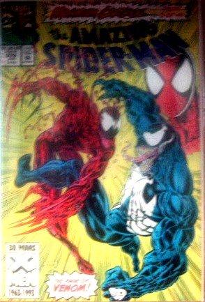 Amazing Spiderman #378 Maximum Carnage