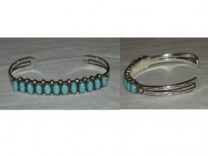 Authentic native american handmade bracelet