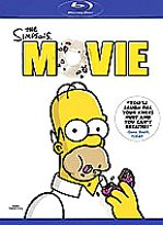 The Simpsons Movie - Blu-Ray