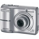 "Olympus 6.0 M CCD Camera w/ 3x Optical Zoom and 2.5"" TFT LCD"