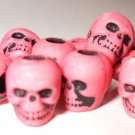 20 GiRLy girL piNK LOliTa DAy oF thE DeAd sKuLL BeAdS Skulls
