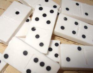 Mini DOMINOES for all your Altered Art needs and MORE
