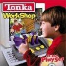 tonka Workshop CD Rom playset
