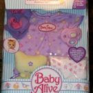 Baby Alive Hasbro Outfit