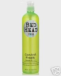 Tigi Bed Head Control Freak Shampoo 12 oz
