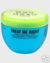 Tigi Bed Head Treat Me Right  HAIR MASK