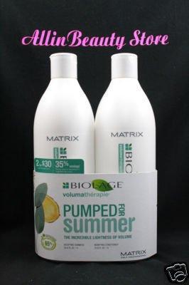 Matrix (B) Volumizing Shampoo & Conditioner Set