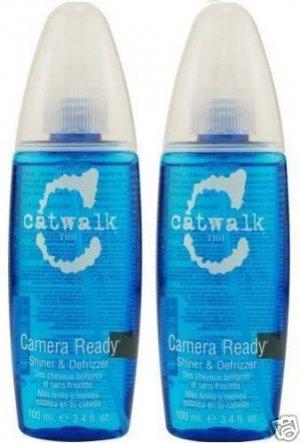 TIGI (C) Catwalk Camera Ready 3.4 oz (x2)