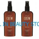 AMERICAN CREW GROOMING SPRAY 8 OZ (X2)